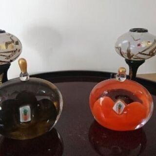 雛人形ガラス細工の画像