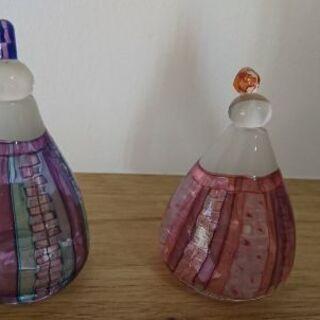 雛人形ガラス細工2 − 千葉県