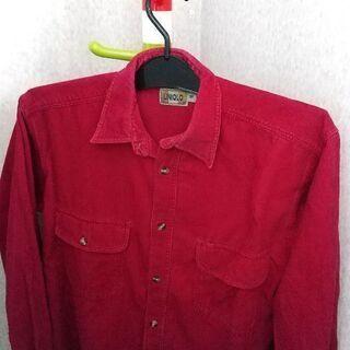 コーデュロイシャツ。Mサイズ。