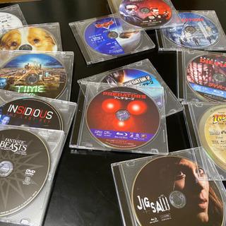 【取引終了】映画DVD/Blu-ray まとめて