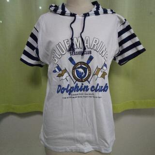 男児  半袖シャツ  160