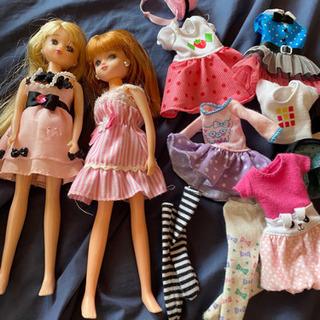 リカちゃん人形 の画像