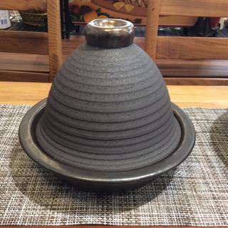 中古品 タジン鍋 2〜3人用