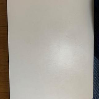ローテーブル ハロー(ホワイト)