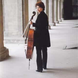 シェニア・ヤンコヴィチ/ドイツ・デトモルト音楽大学教授/チェロオ...