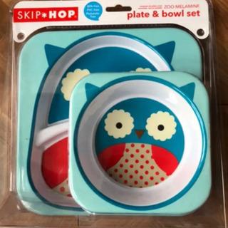 新品SKIP HOP スキップホップ  アニマル・プレート…