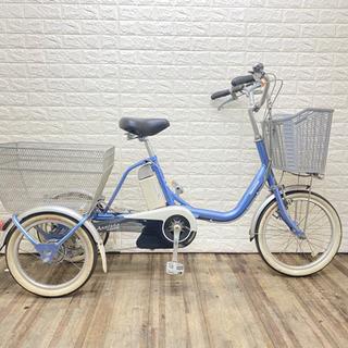 BRIDGESTONE  三輪車 8.1Ah 電動アシスト自転車...