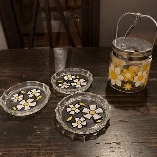 昭和レトロ 花柄雑貨 セット