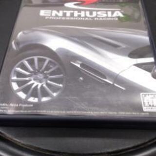 コナミ・PS2ソフト ENTHUSIA ~PROFESSIONA...