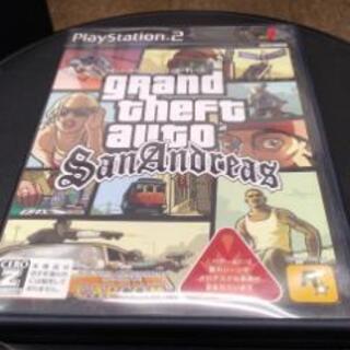 カプコン・PS2ソフト グランド・セフト・オート・サンアンドレアス