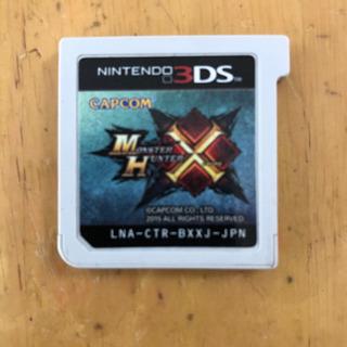 処分値下げ!中古 3DSソフト モンスターハンタークロス …