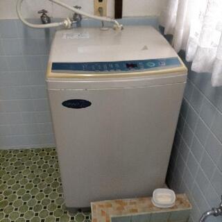 【ネット決済】洗濯機 7kg 無料