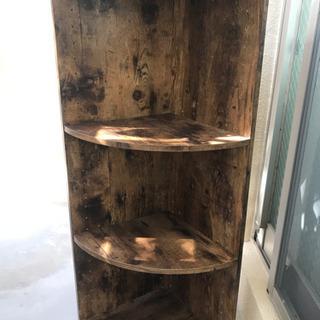 木製棚&収納ケース(蓋なし) 無料あげます