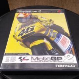 ナムコ・PS2ソフト MotoGP2