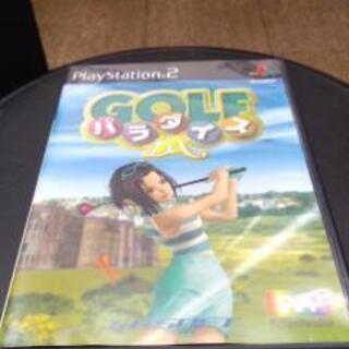 ティーアンドイーソフト・PS2ソフト ゴルフパラダイス DX