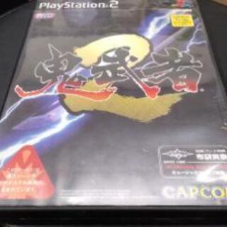 カプコン・PS2ソフト 鬼武者2☆取説無し