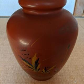 大内塗 壺 花瓶