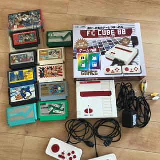 ファミコン風ゲーム機