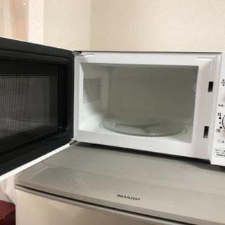 シャープ 2018年製 全自動洗濯機5.5kg 保証書付 − 奈良県