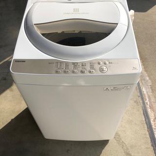 東芝 洗濯機5kg 2016年製