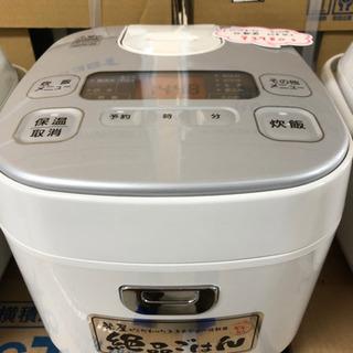 🌸アイリスオーヤマ 炊飯器 5.5合炊き 2019年製🌸