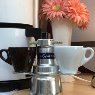 Caffe Rapid  直火式 エスプレッソメーカー