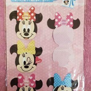 Disney ミニーカードセット 5枚入り