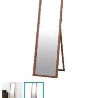 ニトリの全身鏡