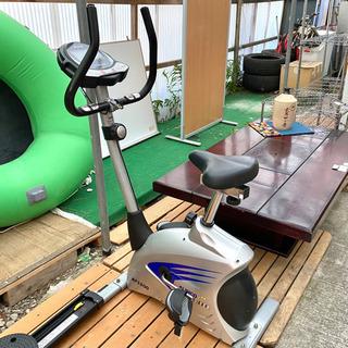 ALINCO 自転車型フィットネス機器