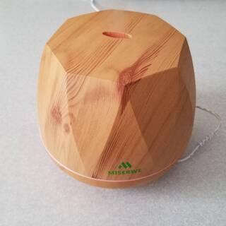 【動作確認済】超音波式加湿器兼アロマディフューザー(美品)