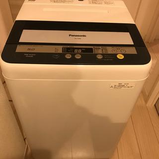 Panasonic BIGWAVEWASH 全自動 洗濯機