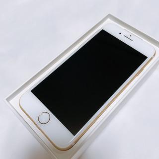 お譲り先が決まりました。【美品】iPhone7 128GB ゴールド SIMロック解除済みの画像