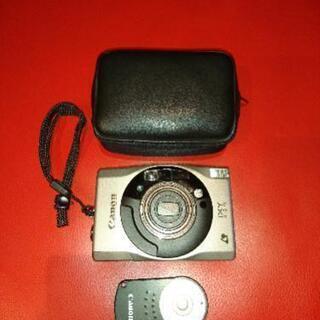 【ネット決済】Canon キャノン IXY330 イクシー フィ...