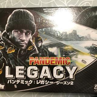 【ネット決済・配送可】Pandemic: Legacy パンデミ...