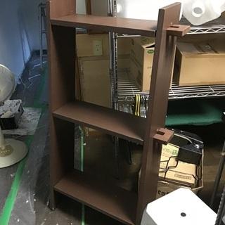 木製3段ラック