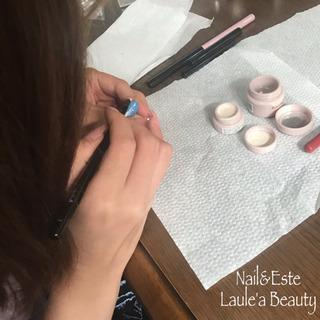 通常のネイルスクールでは学べないことがたくさん❗Nail&Este Laule'a Beautyのネイルスクール − 千葉県