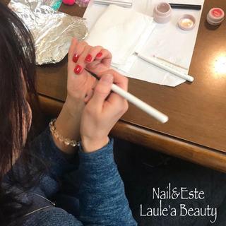 通常のネイルスクールでは学べないことがたくさん❗Nail&Este Laule'a Beautyのネイルスクール - 教室・スクール