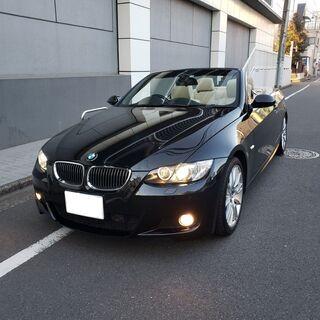 BMW335iカブリオレMスポーツ 車検3/5 走行53000k...