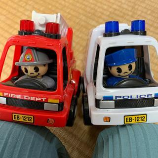 車のおもちゃ 2個セット