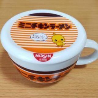 日清 チキンラーメン マグカップ 陶器製 美品