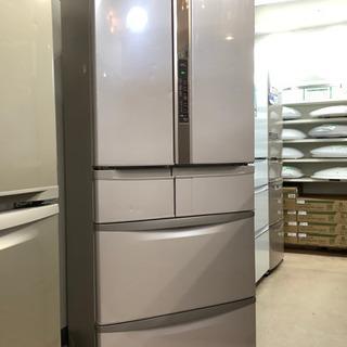 安心の6ヶ月保証付!! 【日立13年製】 6ドア冷蔵庫 【…