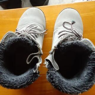 女の子用ブーツ 20cmの画像