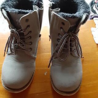 女の子用ブーツ 20cm - 靴/バッグ