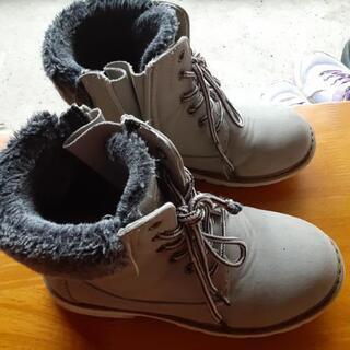 女の子用ブーツ 20cm − 福井県