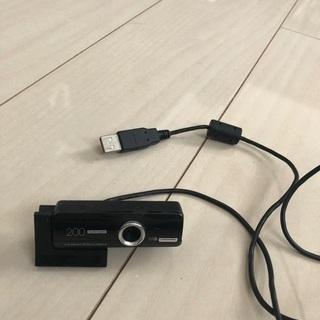 ノートPC向けにデザインされた「200万画素」Webカメラ