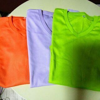 【未着用品】サラサラシャツ 3枚セット