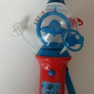 ディズニーランドで購入 スティッチの光るおもちゃ