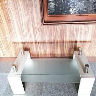 Tempered ガラステーブル コーヒーテーブル