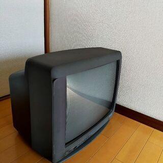Panasonicブラウン管テレビ無償でお譲りします