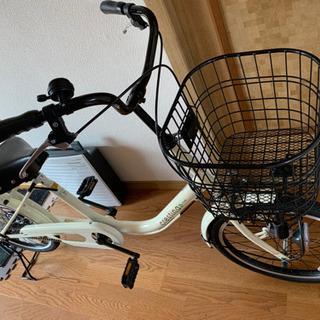 【ネット決済】crestina moda 自転車 未使用 20インチ